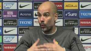 Pep rubbishes Juve link [Video]