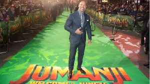 Dwayne Johnson Officially Shooting For 'Jumanji' Sequel [Video]