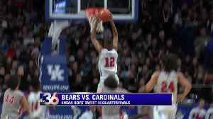 Survive and Advance: Boys' Sweet 16 Day Three Recap [Video]