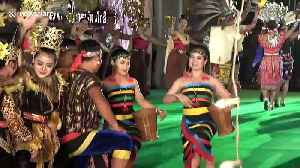 Beautiful dance displays at the Asean Ethnic Festival [Video]