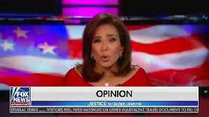 News video: Jeanine Pirro Brings Up Sharia Law During Commentary On Rep. Ilhan Omar And Her Hijab