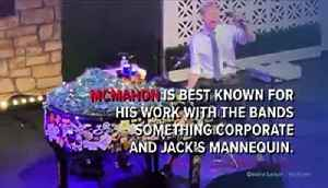 Tour Stop: Andrew McMahon in the Wilderness, Mariah Carey, In Flames [Video]
