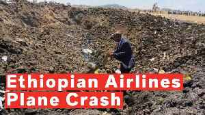 News video: Ethiopian Airlines Crash: All 157 People Onboard Killed
