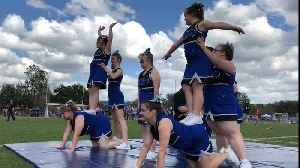 Incredible Routine from Florida Special Olympics Cheer Squad Goes Viral [Video]