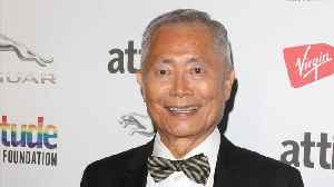 George Takei: New Spock Is Sexy [Video]