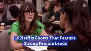 What Netflix Shows Have Female Leads [Video]