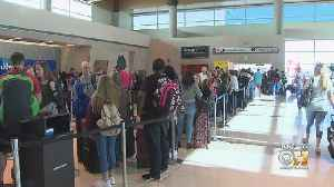 Severe Weather Causes Cancellations, Delays At Airports Ahead Of Spring Break [Video]