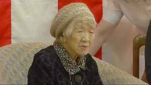 116-year old Japanese woman named world's oldest person [Video]