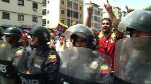 Rival rallies held in Caracas as crisis intensifies [Video]