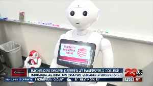 Bakersfield College students combine robotics with engineering through Industrial Automation Program [Video]