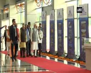 PM Modi inaugurates civil enclave for RCS flights at Hindon airport [Video]