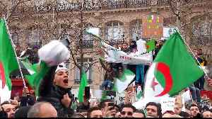 Algerian-French community watches cautiously as crisis deepens [Video]