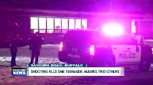 Buffalo police investigating triple shooting in North Buffalo [Video]