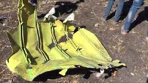 News video: Ethiopian Airlines Boeing jet crashes, killing 157