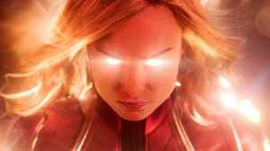 Captain Marvel Has Historically Great Opening [Video]