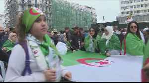 Algeria protests: Partial strike under way in the capital [Video]