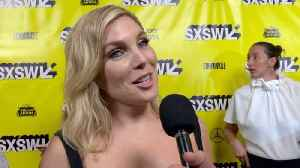 June Diane Raphael Talks About Her First Celebrity Crush [Video]