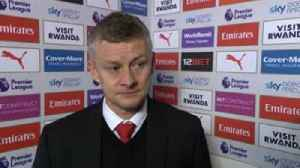 Solskjaer rues missed chances [Video]
