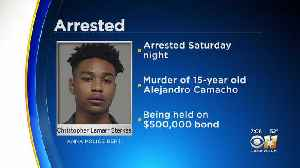 Teen Arrested By Anna Police For Murder Of 15-Year-Old [Video]
