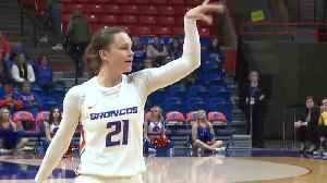 News video: Boise State Bronco women go for their third straight championship
