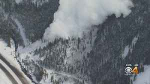 Avalanches In High Country Described As 'Unprecedented' [Video]