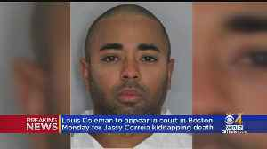 Louis Coleman To Appear In Boston Court For Jassy Correia Kidnapping Death [Video]