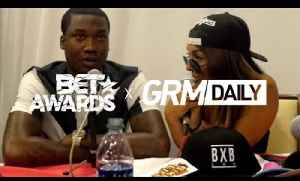 Meek Mill talks current ban from the UK, Nicki Minaj and more [GRM DAILY] [Video]