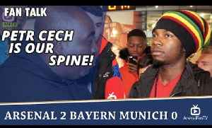 Petr Cech Is Our Spine! (Lumos) | Arsenal 2 Bayern Munich 0 [Video]