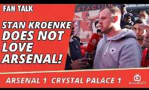 Arsenal v Crystal Palace 1-1 | Stan Kroenke Does Not Love Arsenal! [Video]