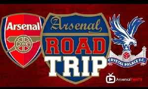 Arsenal Fan TV Road Trip To The Emirates - Arsenal v Crystal Palace [Video]