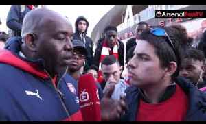 Arsenal v Norwich 1-0 | I Got Abused For Showing My