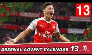 Arsenal Advent Calendar 13 | Fans Take Over At Man United!!! [Video]