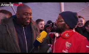 Swansea 0 Arsenal 4 | We Don't Need To Spend When We Have Talent Like Iwobi says TY [Video]