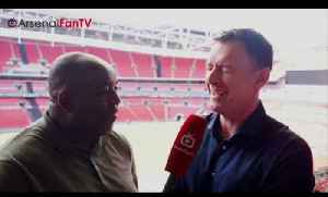 I'm A Fan Of Wenger But He Has To Go!!! | Chris Sutton FA Cup Interview [Video]