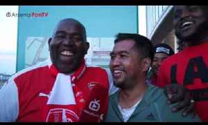 Arsenal 2 Chelsea 1   We Won The FA Cup At Tottenham's Ground! [Video]