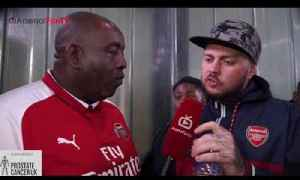 Arsenal 5-2 SL Benfica |  DT Says Lacazette Will Score A Bag Full Of Goals [Video]
