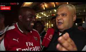 Arsenal 4-3 Leicester City | Jamie Vardy Where's Your Party??!! (Heavy D) [Video]