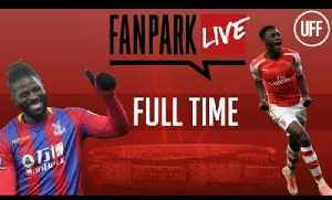 Arsenal 4 - 1 Crystal Palace - Full Time Phone In - FanPark Live [Video]