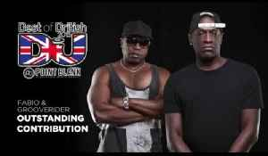 Fabio & Grooverider Interview: Best of British Outstanding Contribution Winners [Video]
