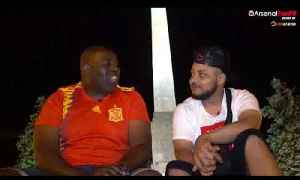Troopz Is In Love With Ronaldo!!! | The Biased World Cup Show [Video]