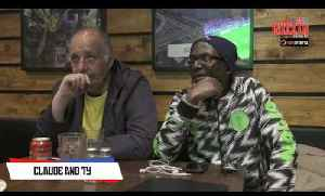 News video: Brazil 1-1 Switzerland | Live World Cup Watch Along With Claude & Ty