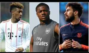 Kingsley Coman Drops Arsenal Hint, Andre Gomes Talks & Chuba On The Way Out!   AFTV Transfer Daily [Video]