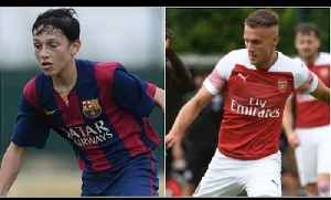 Arsenal Sign Barcelona Wonder Kid & Are Also Confident Of New Ramsey Deal    AFTV Transfer Daily [Video]