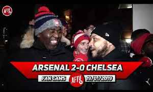 Arsenal 2-0 Chelsea | We Have To Play Our Strongest Team Against Man United!! (Troopz) [Video]