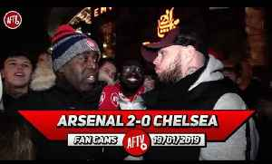 Arsenal 2-0 Chelsea | Hector Bellerin Is Going To Be A Massive Loss! (DT) [Video]