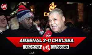 Arsenal 2-0 Chelsea | If We Beat Man United It Will Ruin Their Confidence! (Heavy D) [Video]