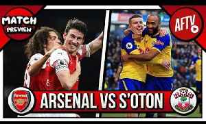 Arsenal vs Southampton Preview | A Must Win For Both! (Feat Ugly Inside Southampton) [Video]