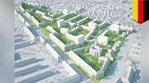 Berlin pursues 'sponge city' plan to deal with climate change [Video]