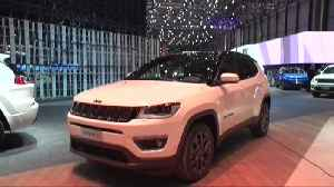 Jeep Stand at the Geneva International Motor Show 2019 [Video]