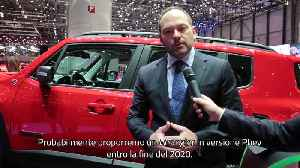 Jeff Hines - Head of Jeep Brand EMEA at the Geneva International Motor Show 2019 [Video]